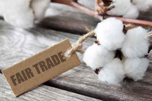 Fair trade Baumwolle