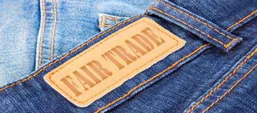 Fair trade Jeans
