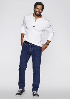 High Waist Jeans – modische, hochgeschnittene Infos 8f191361e4