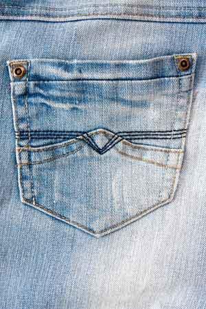 Jeans bleichen