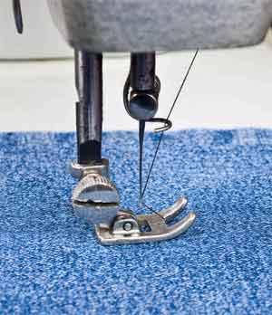 Jeans Herstellung